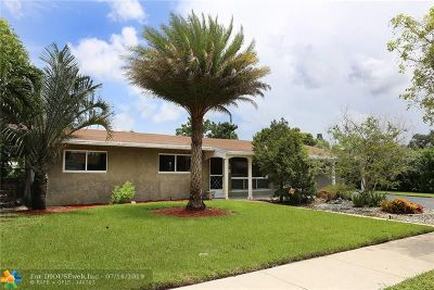 Fort Lauderdale Single Family Home For Sale: 3361 SW 18th St