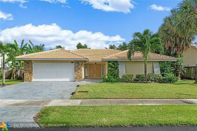 Boca Raton Single Family Home For Sale: 1355 NW 16th St
