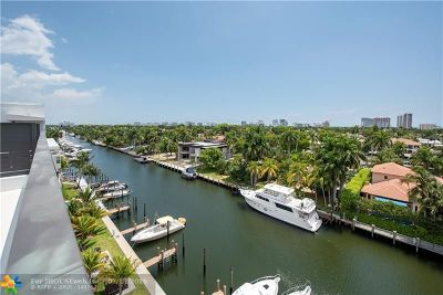 Fort Lauderdale Condo/Townhouse For Sale: 20 Isle Of Venice Dr #PH2