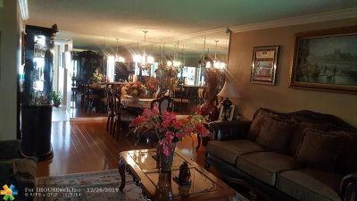 Lauderhill Condo/Townhouse For Sale: 3511 Inverrary Dr #208