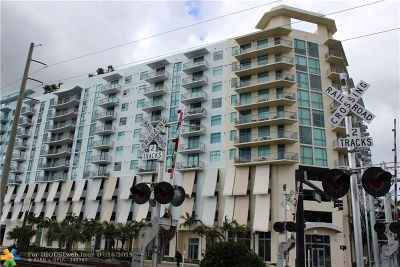 Broward County Condo/Townhouse For Sale: 140 S Dixie Hwy #908
