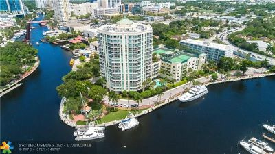 Fort Lauderdale Condo/Townhouse For Sale: 401 SW 4th Ave #300