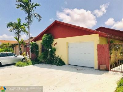 Miami Single Family Home For Sale: 3501 SW 113th Ct