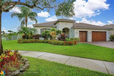 Cooper City Single Family Home Backup Contract-Call LA: 4780 Citrus Way