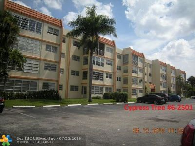 Lauderhill Condo/Townhouse For Sale: 2501 NW 41st Ave #406