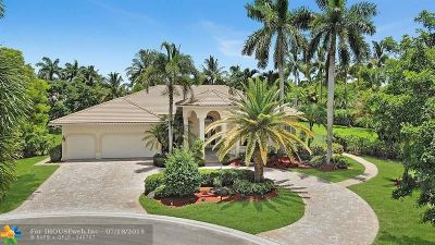 Parkland Single Family Home For Sale: 6852 NW 102nd Ln