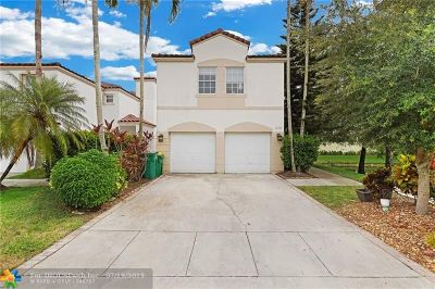 Plantation Single Family Home For Sale: 12286 NW 1st St