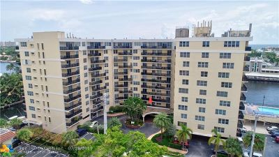 Fort Lauderdale Condo/Townhouse For Sale: 5100 Dupont Blvd #2J