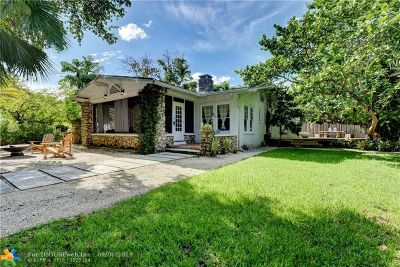 Miami Single Family Home For Sale: 1889 Tigertail Ave