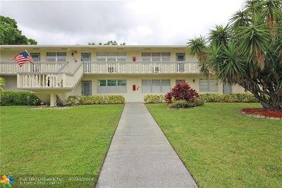 Deerfield Beach Condo/Townhouse For Sale: 333 Markham O #333