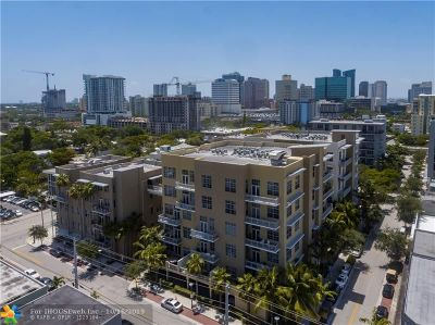 Fort Lauderdale Condo/Townhouse For Sale: 425 N Andrews Ave #206