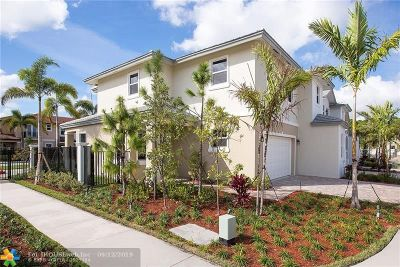 Coconut Creek Rental For Rent: 6943 Pines Circle