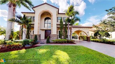 Parkland Single Family Home For Sale: 10210 Majestic Trl
