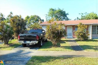 Lauderdale Lakes Single Family Home Backup Contract-Call LA: 3865 NW 42nd Ct