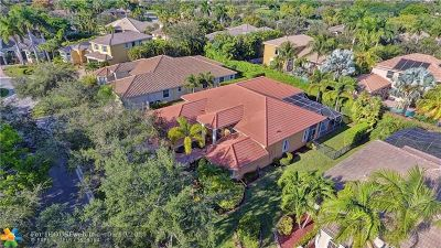 Parkland Single Family Home For Sale: 6582 NW 103rd Ter