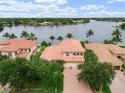 Coral Springs Single Family Home For Sale: 801 NW 123rd Dr