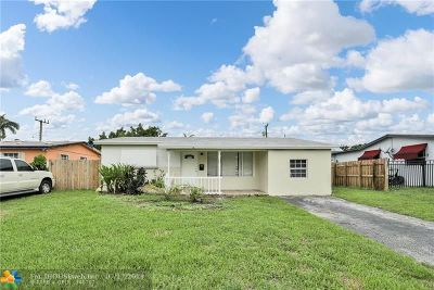 Miramar Single Family Home For Sale: 2518 Island Dr