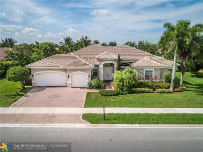 Davie Single Family Home For Sale: 15112 SW 37th St