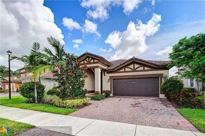 Parkland Single Family Home For Sale: 9941 S Miralago Way