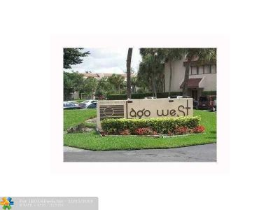 Plantation Condo/Townhouse For Sale