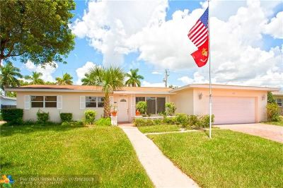 Pembroke Pines Single Family Home For Sale: 1810 NW 88th Way