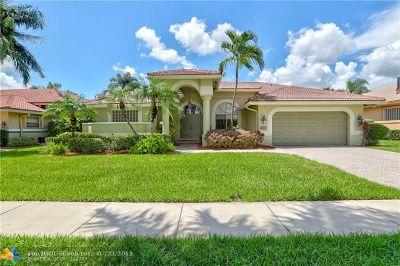 Plantation Single Family Home For Sale: 10924 NW 2nd St