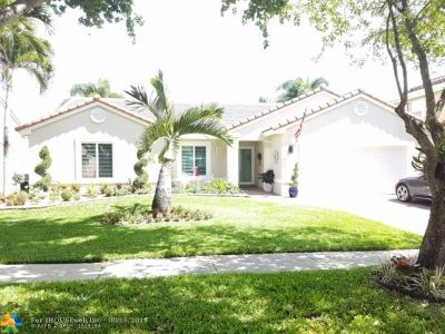 Miramar Single Family Home For Sale: 1921 SW 133rd Ave