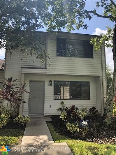 Sunrise Condo/Townhouse For Sale: 3530 NW 98th Ter #5H