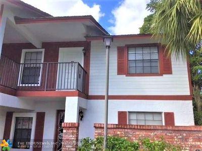 Coral Springs FL Rental For Rent: $1,350