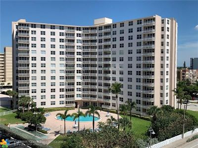 Pompano Beach FL Condo/Townhouse For Sale: $388,000