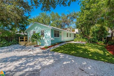 Fort Lauderdale Multi Family Home For Sale: 230 SW 10th Ave