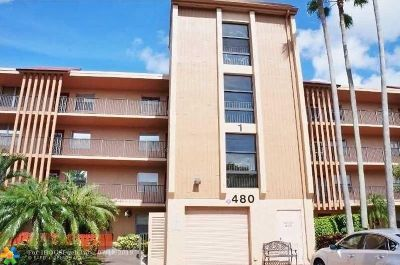 Margate Condo/Townhouse For Sale: 480 NW 76th Ave #305