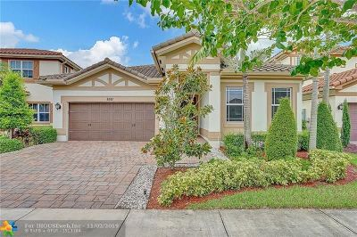 Parkland Single Family Home For Sale: 8581 Waterside Court