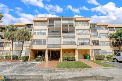 Hollywood Condo/Townhouse For Sale: 2751 Taft St #103