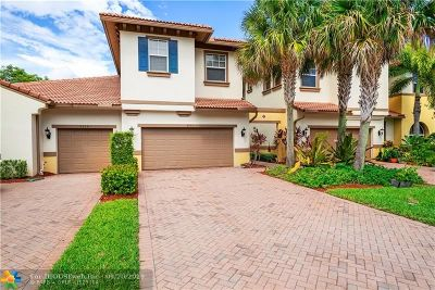 Coral Springs FL Condo/Townhouse For Sale: $399,900