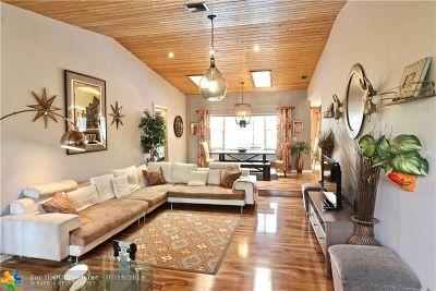 Boca Raton Single Family Home For Sale: 6719 Hollandaire Dr