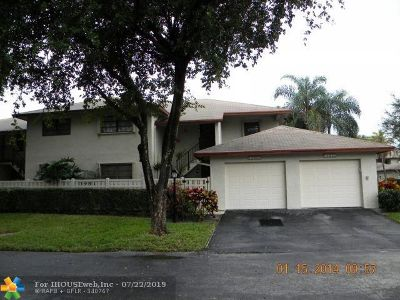 Pompano Beach FL Condo/Townhouse For Sale: $196,900