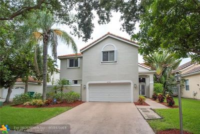 Cooper City Single Family Home For Sale: 4103 Trenton Ave