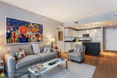 Miami Condo/Townhouse For Sale: 1010 Brickell Avenue #2307
