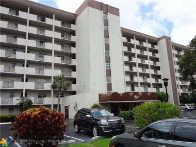 Lauderhill Condo/Townhouse For Sale: 5860 NW 44th St #806
