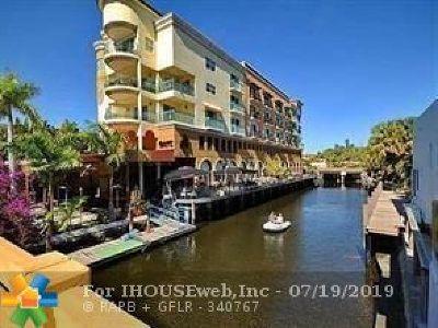Fort Lauderdale Condo/Townhouse For Sale: 1111 E Las Olas Blvd #413