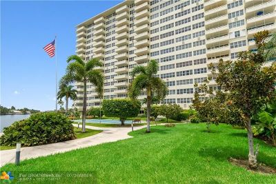 Fort Lauderdale Condo/Townhouse For Sale: 3200 NE 36th St #906