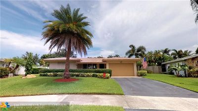 Pompano Beach Single Family Home For Sale: 200 SE 4th Ct
