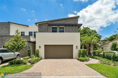 Fort Lauderdale Condo/Townhouse For Sale: 1236 SW 4th Ave #1