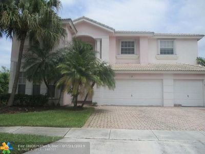 Pembroke Pines Single Family Home For Sale: 380 SW 167 Ave
