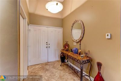 Coral Springs Single Family Home For Sale: 510 NW 113th Ave