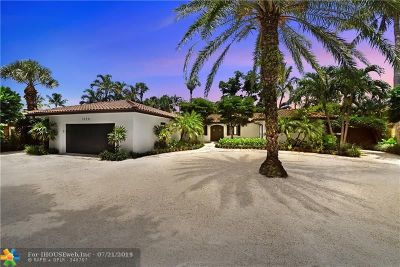 Boca Raton Single Family Home For Sale: 1120 Spanish River Rd