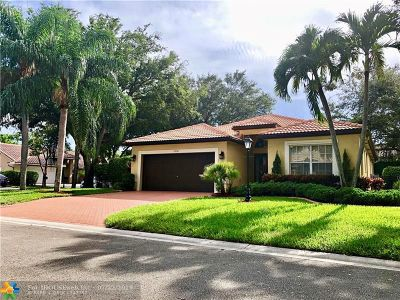 Coral Springs FL Single Family Home For Sale: $379,900