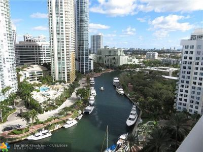 Fort Lauderdale Condo/Townhouse For Sale: 511 SE 5th Ave #1723
