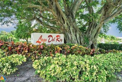 Delray Beach Condo/Townhouse Backup Contract-Call LA: 2900 Fiore Way #108